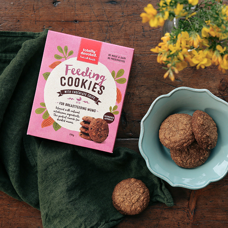 What is a lactation cookie?