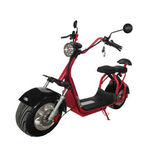 eDrift Fat Road-Electric Fat Tire Scooter Moped Harley E-Bike