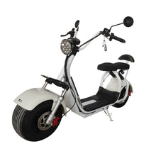 eDrift Fat City-Electric Fat Tire Scooter Moped Harley E-Bike