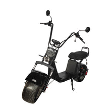 eDrift Fat Scout-Electric Fat Tire Scooter Moped Harley E-Bike