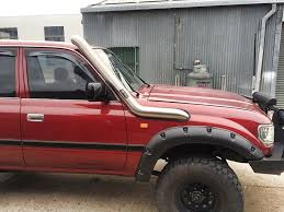 80 Series short Entry Snorkel