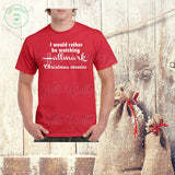 Hallmark Christmas Movies T-shirt