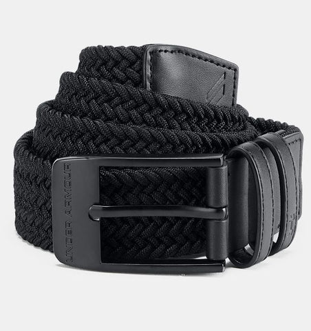 Under Armour Braided 2.0 Belt - Black
