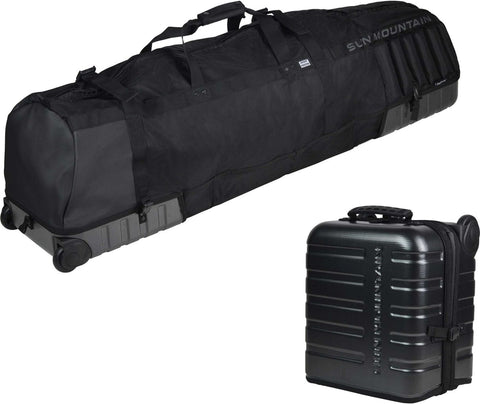 Sun  Mountain's Kube Travel Cover - Carbon