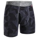 2 Undr Swing Shift Boxer - Black Camo