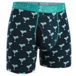 2 Undr Swing Shift Boxer - Margaritas