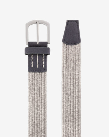 Cuater Pueblo Belt - Heather Grey