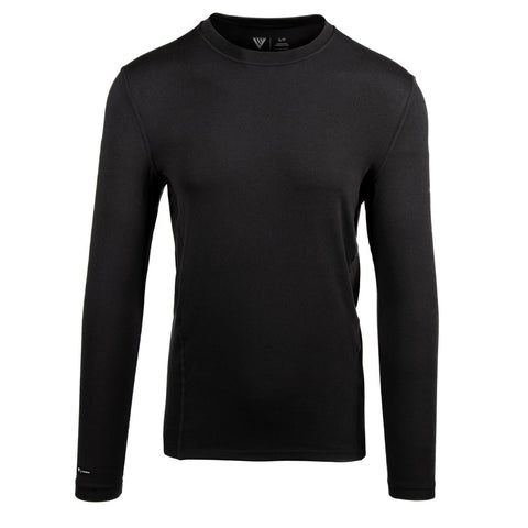 Levelwear Shield Base Layer - Black (Crested)