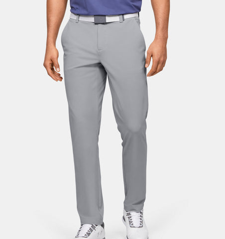 Under Armour Iso-Chill Taper Pant - Grey