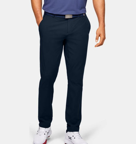 Under Armour Iso-Chill Taper Pant - Navy