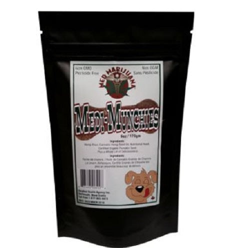 Organic Dog Treats Medi-Munchies