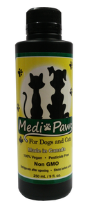 Hemp Seed Oil for Dogs MediPaws