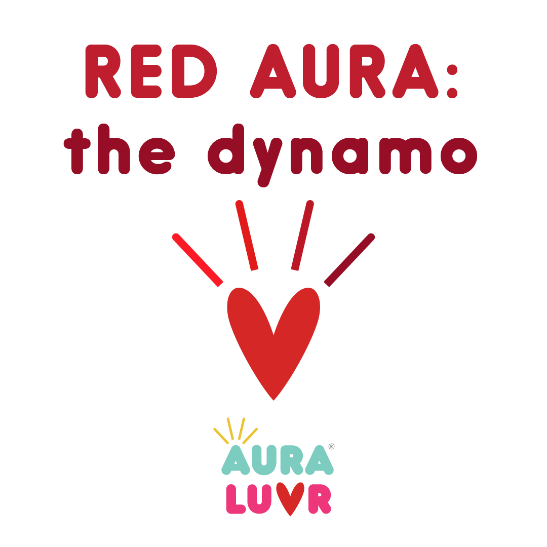 red aura meaning red aura color what color is my aura red means heart energy, passion, love, vitality @ AURA LUVR