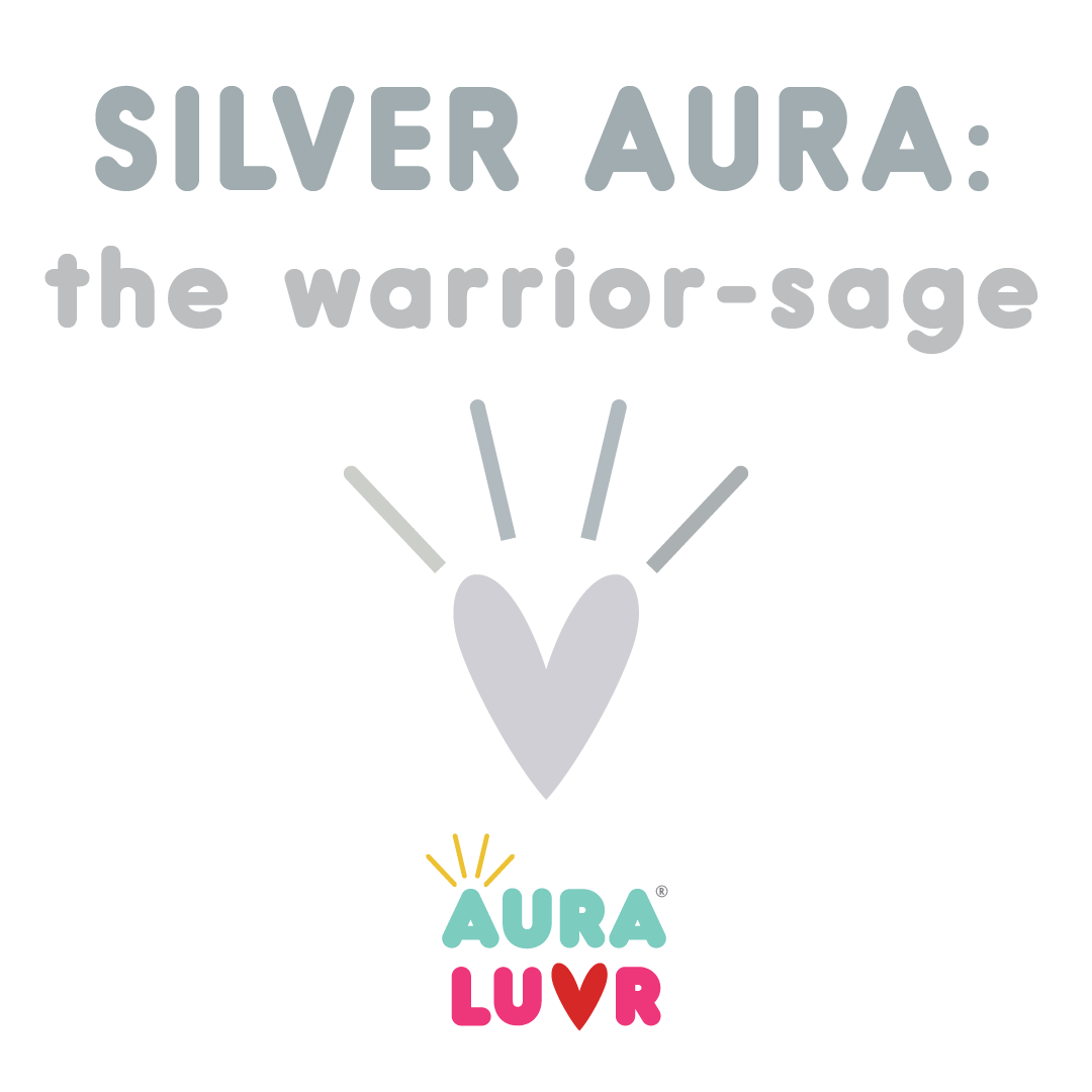 silver aura meaning silver aura color energy the warrior-sage @ AURA LUVR! aura colors and aura color meanings - amplify your aura!