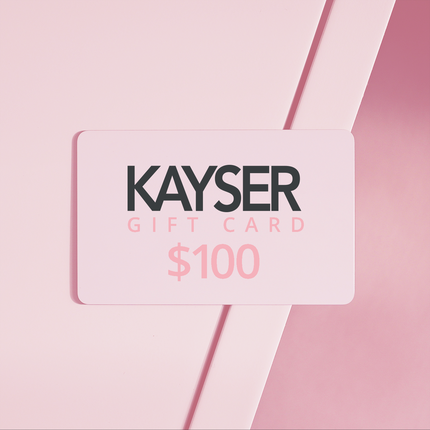 Love your Kayser? Review & Win $100! (EXPIRED)