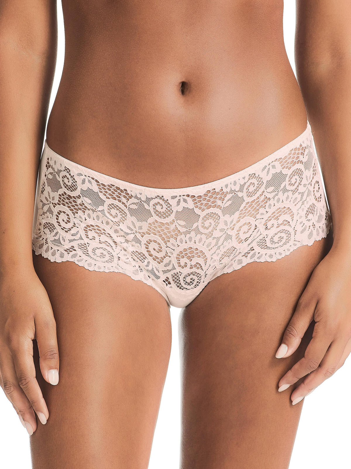 Be Real Cheeky Lace Short