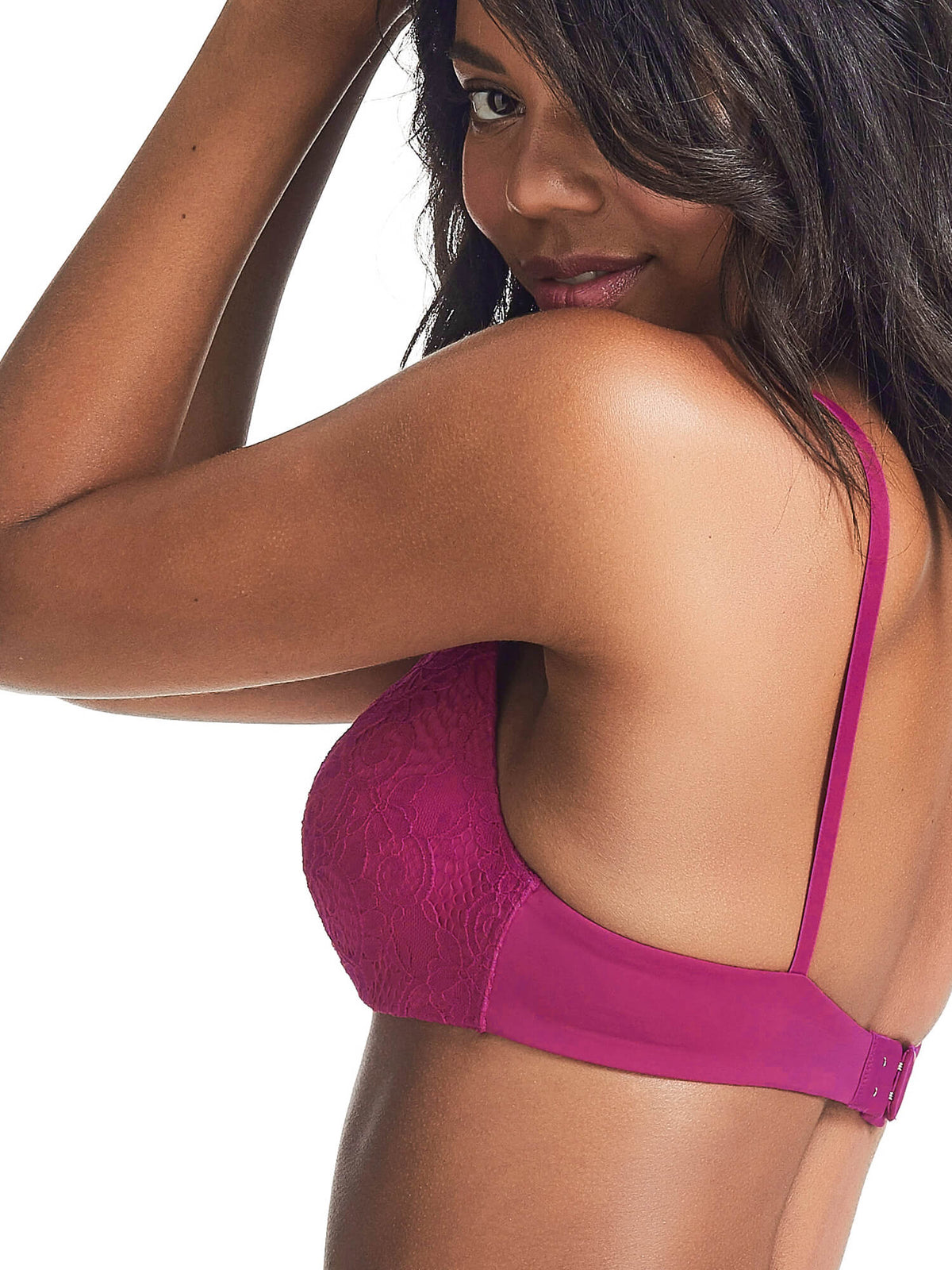 Be Real Lace Wirefree Bra