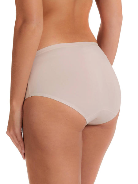 Blush Mid Rise Absorbency Brief
