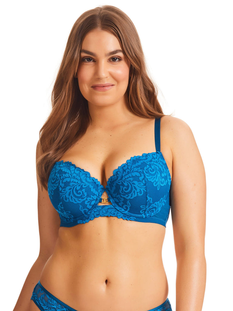 Curve It Up Bliss Balconette Bra