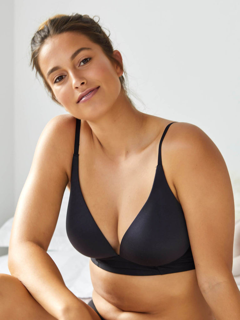 Total Comfort Wire Free Bra