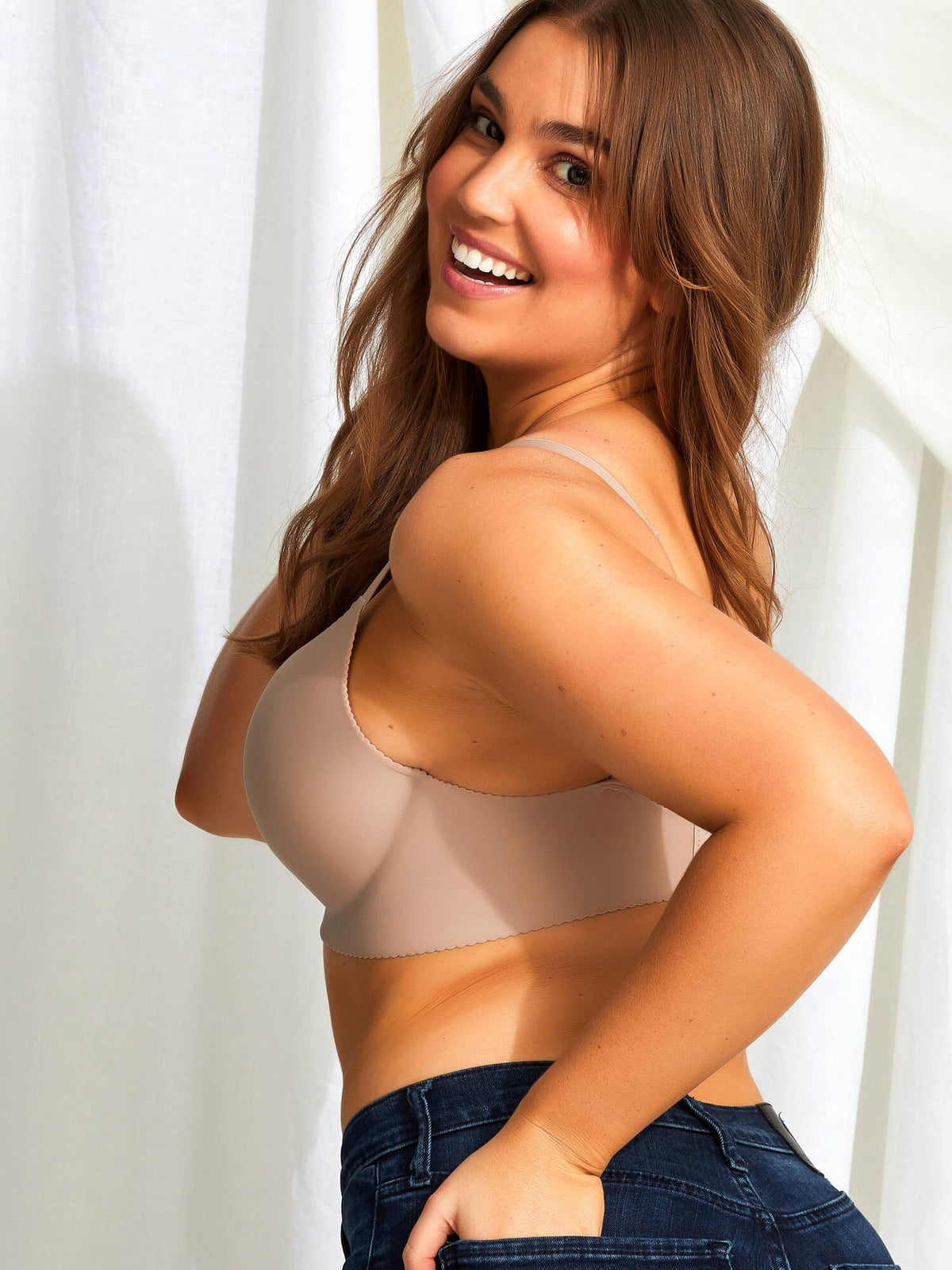 Very Smooth Full Coverage Bra