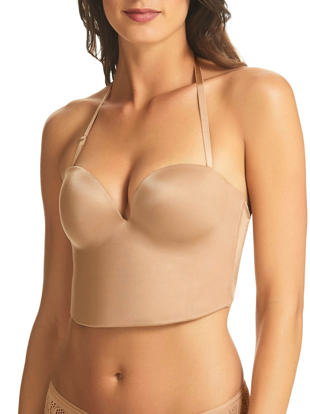 e2ba3fc995 ... Refined Low Back Longline Bra - RL133