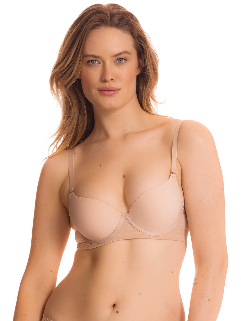 Seamless 2 Way Convertible Contour Bra - BYS013