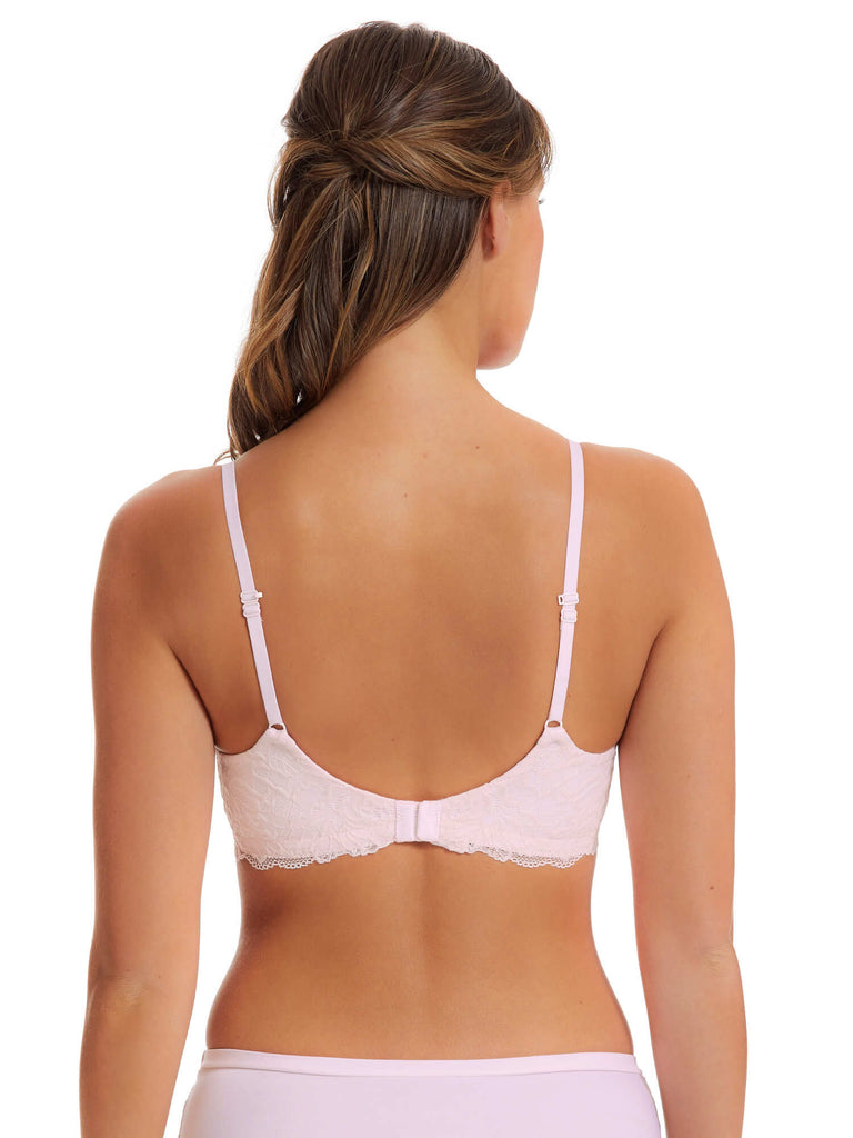 Supersoft With Lace Wirefree Bra - SO015