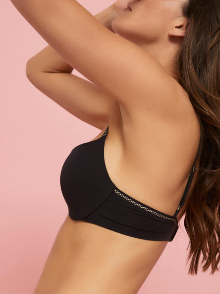 Underline - Laser Full Coverage Boost Bra - LA012