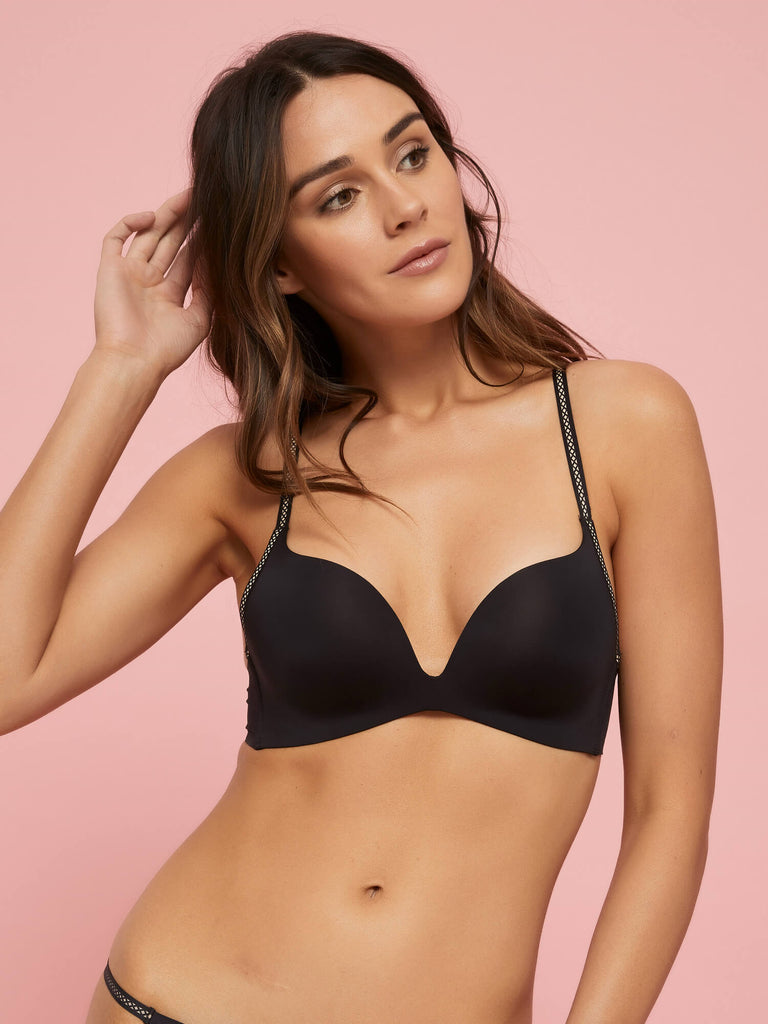 Underline - Laser No Wire Boost Bra - LA013