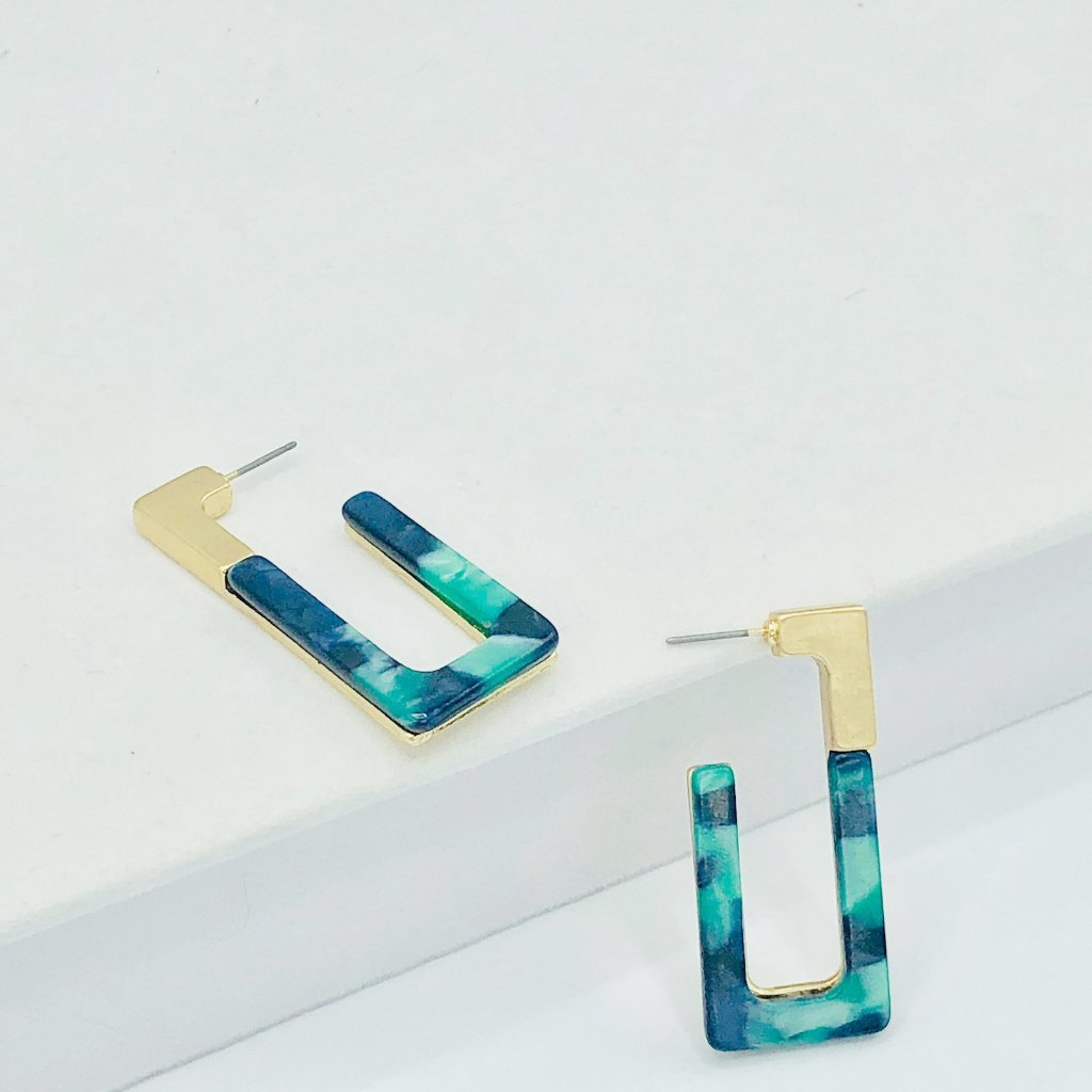 Keva Drop Earring