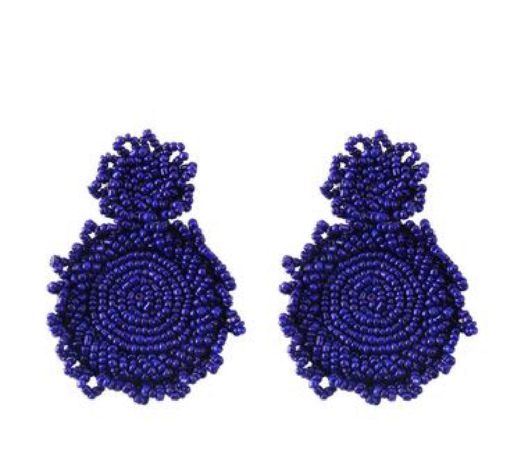 Soliel Beaded Earring