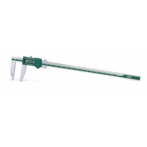 "INSIZE 1106-501<br> 0 - 500MM/0 - 20"" LONG JAW VERNIER"