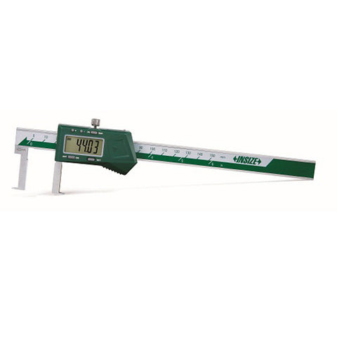 INSIZE 1120-150A<br> 22 - 150MM DIGITAL INSIDE GROOVE CALIPER