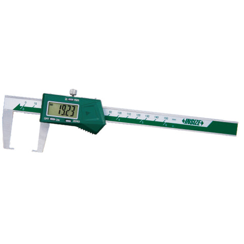 "INSIZE 1187-150A<br> 0 - 150MM/0 - 6"" DIGITAL NECK CALIPER"