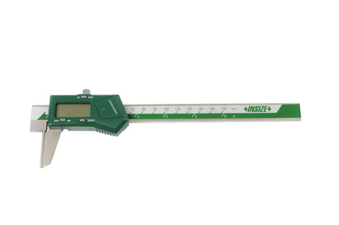 "INSIZE 1161-150A <br> 0 - 150MM/0 - 6"" DIGITAL TUBE THICKNESS CALIPER"