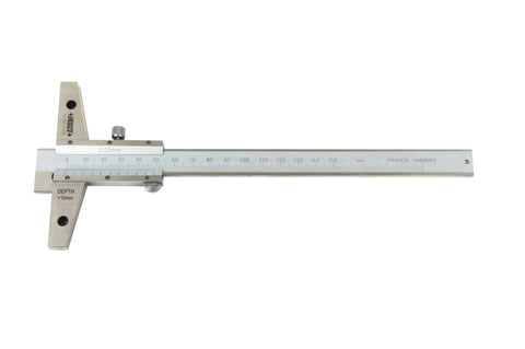 insize 1248-1501 hook depth vernier caliper