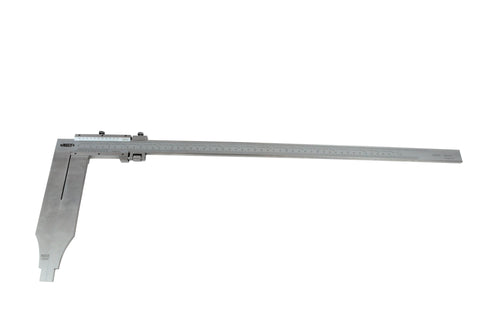 "INSIZE 1215-532<br> 0 - 500MM/0 - 20""   VERNIER CALIPER (JAW LENGTH: 200MM)"