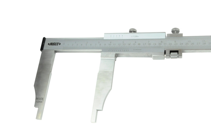 Insize 1208-1521 <Br>0 - 1500Mm Vernier Caliper (Metric Only)