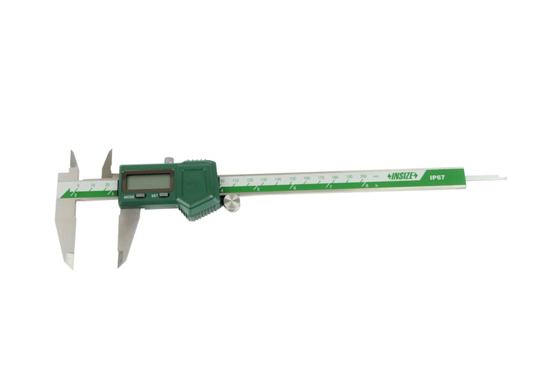 insize 1118-200B digital caliper full