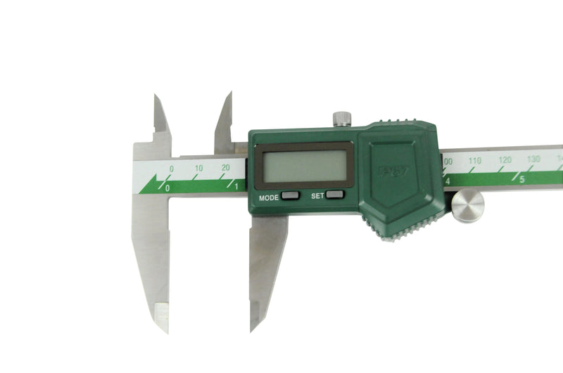 COOLANT PROOF DIGITAL CALIPER | 0 - 200mm x 0.01mm | INSIZE 1118-200B
