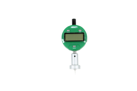 "INSIZE 2142-102<br> 0 - 12.7/0 - 0.5"" DIGITAL MINI LONG BASE DEPTH GAUGE"