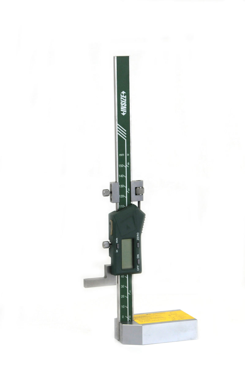 DIGITAL HEIGHT GAUGE - INSIZE 1154-150 0-150mm / 0-6""