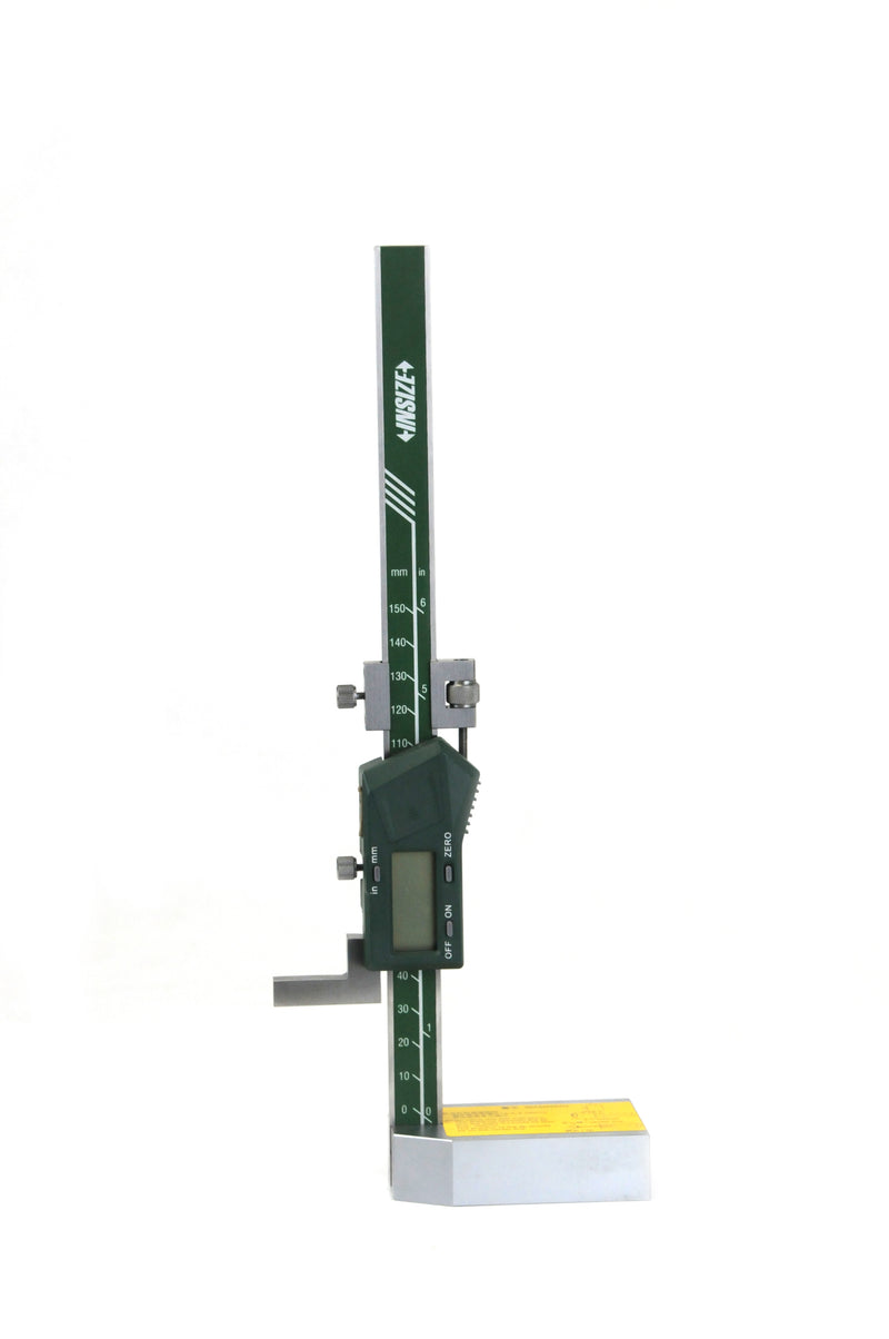 "Insize 1154-150 <Br> 0 - 150Mm/0 - 6"" Digital Height Gauge"