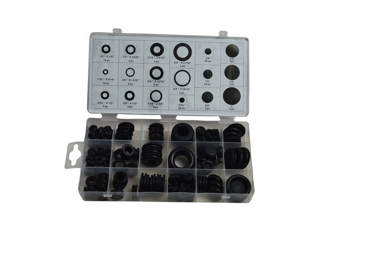 125Pc Grommet Kit