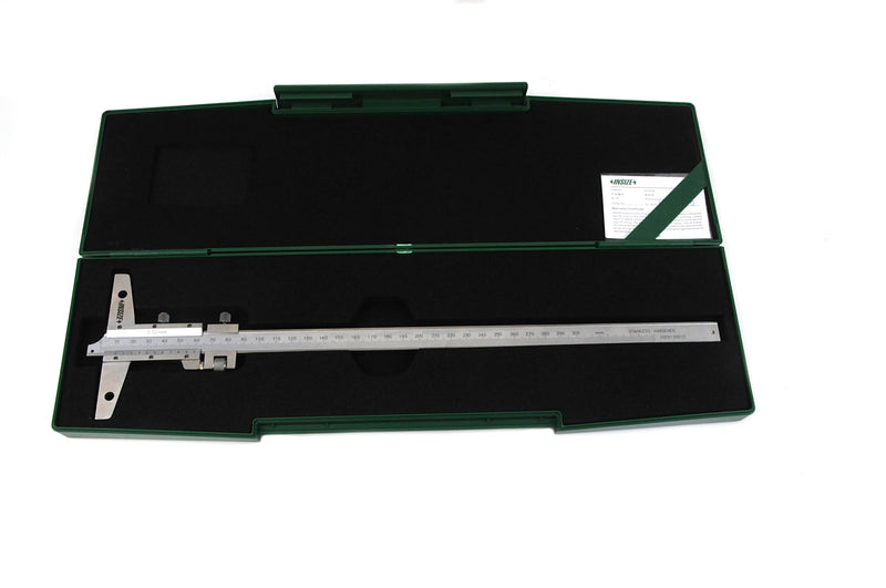 VERNIER DEPTH GAUGE - INSIZE 1249-3001 0-300mm