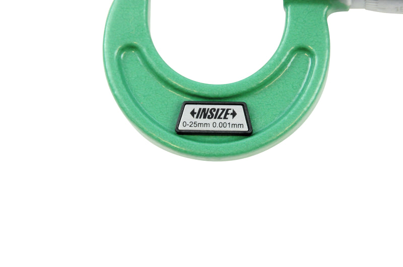 OUTSIDE MICROMETER - Insize 3210-25A 0-25mm