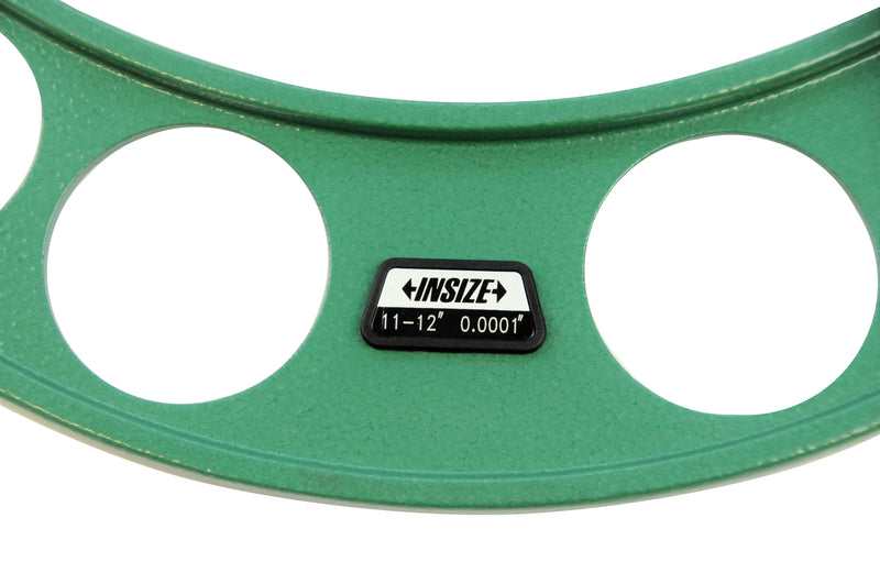 OUTSIDE MICROMETER - Insize 3203-12A 11-12""