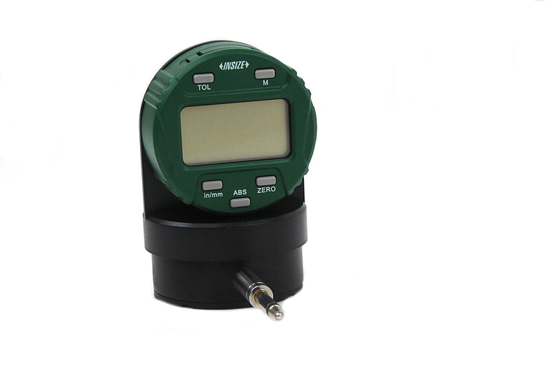 "DIGITAL INDICATOR - INSIZE 2118-10 12.7mm / 0.5"" (Back Plunger Style)"