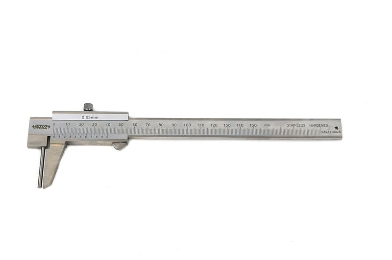 TUBE THICKNESS CALIPER - INSIZE 1261-1503 0-150mm